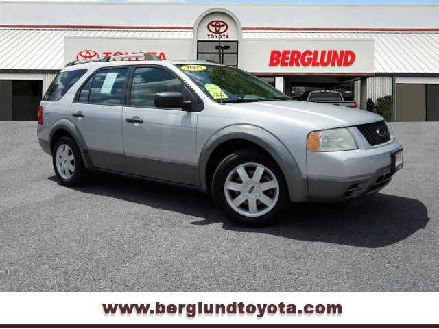 2005 Ford Freestyle SE Front-Wheel Drive Station Wagon SE  Wagon