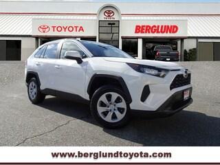 New 2019 Toyota RAV4 LE LE  SUV