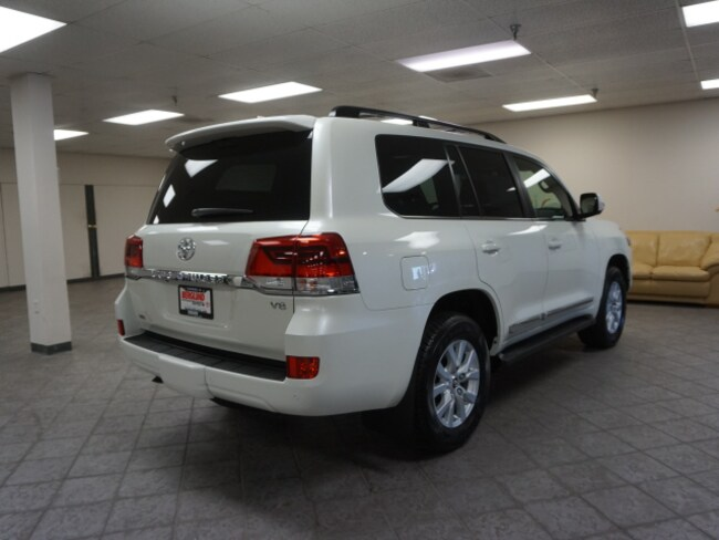 New 2019 Toyota Land Cruiser V6 AWD SUV Virginia | Berglund Toyota