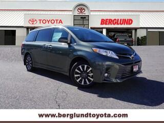 New 2019 Toyota Sienna XLE 7 Passenger AWD XLE 7-Passenger  Mini-Van