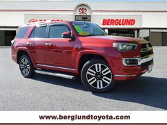 2016 Toyota 4Runner Limited 4x4 AWD Limited  SUV