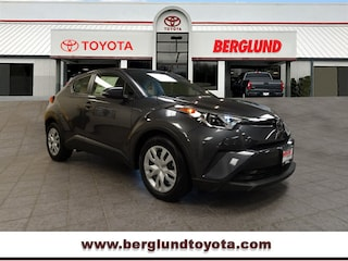 New 2019 Toyota C-HR SUV in Easton, MD
