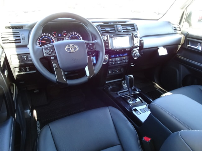 New 2019 Toyota 4runner Limited Night Shade Awd Limited