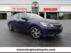2016 Honda Accord LX LX  Sedan CVT