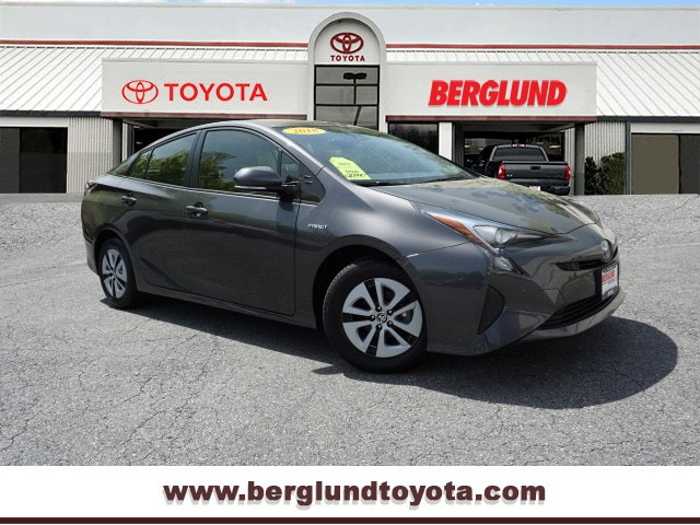 2018 Toyota Prius Two Hatchback Two  Hatchback