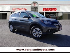 2013 Honda CR-V EX-L All-Wheel Drive AWD EX-L  SUV