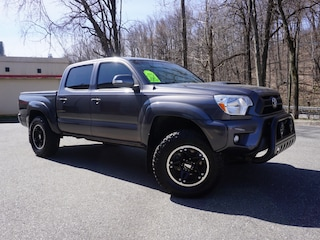 2013 Toyota Tacoma V6 4x4 Double Cab 127.4 in. WB 4x4 V6  Double Cab 5.0 ft SB 5A