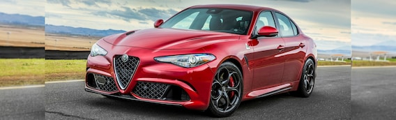 Bergstrom Alfa Romeo | New Alfa Romeo Dealership in Appleton, WI