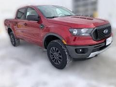2020 Ford Ranger Truck SuperCrew