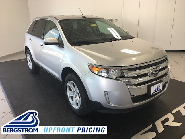 Pre-Owned  2013 Ford Edge SEL AWD SUV TI2179A For Sale in Oshkosh, WI