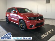 2018 Jeep Grand Cherokee TRACKHAWK 4X4 Sport Utility 18276