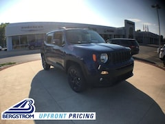 New 2018 Jeep Renegade ALTITUDE 4X4 Sport Utility 18504 in Oshkosh, WI