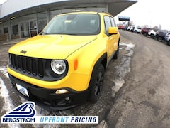 New 2018 Jeep Renegade ALTITUDE 4X2 Sport Utility 18562 in Oshkosh, WI