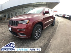 2019 Jeep Grand Cherokee HIGH ALTITUDE 4X4 Sport Utility 19158