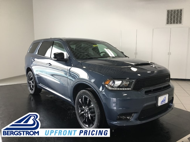 New 2019 Dodge Durango GT PLUS AWD Sport Utility 19328 For Sale in Oshkosh, WI