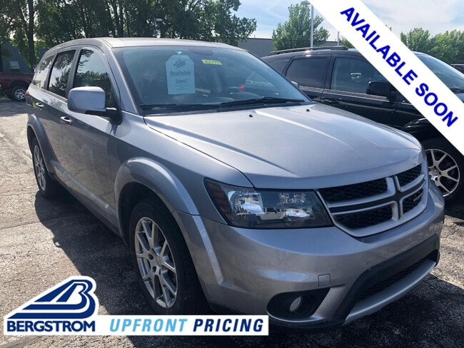 Pre-Owned  2017 Dodge Journey GT SUV A2194 For Sale in Oshkosh, WI