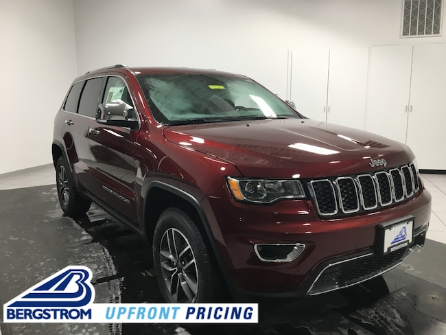 New 2019 Jeep Grand Cherokee LIMITED 4X4 Sport Utility 19329 For Sale in Oshkosh, WI