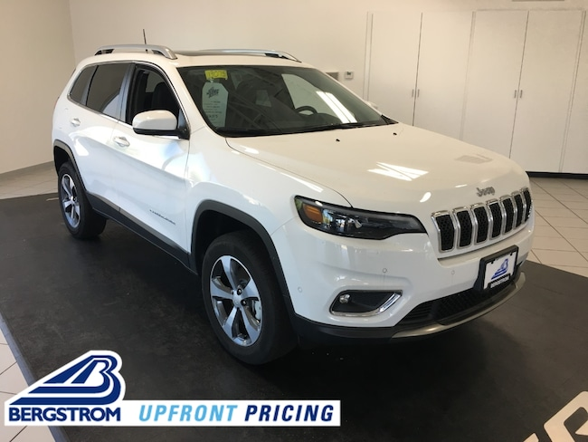 2019 Jeep Cherokee LIMITED 4X4 Sport Utility 19075