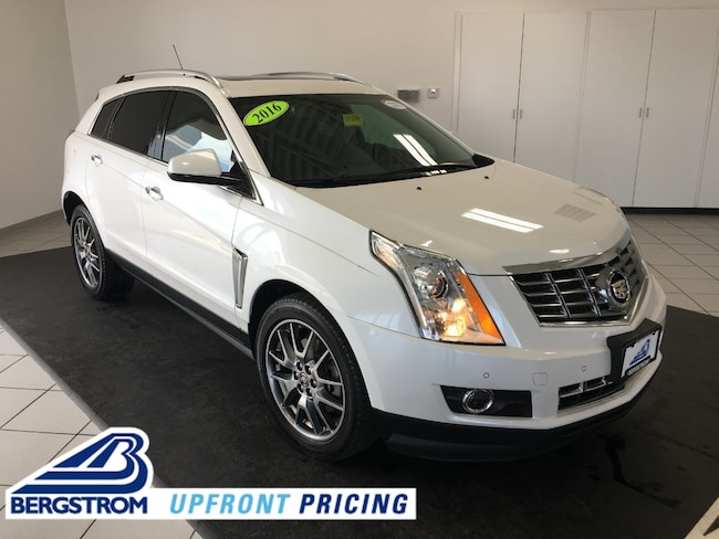 Pre-Owned  2016 CADILLAC SRX Premium Collection SUV T19374A For Sale in Oshkosh, WI