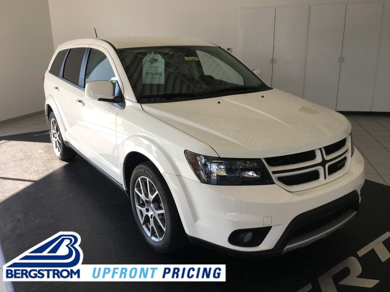 2017 Dodge Journey GT SUV A2183