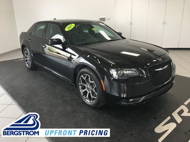 Pre-Owned  2017 Chrysler 300 S Sedan A2159 For Sale in Oshkosh, WI