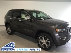 New 2019 Jeep Grand Cherokee LIMITED 4X4 Sport Utility 1C4RJFBG5KC697975 near Appleton
