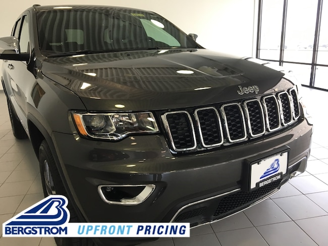 New 2019 Jeep Grand Cherokee LIMITED 4X4 Sport Utility 1C4RJFBG0KC843361 For Sale in Kaukauna, WI