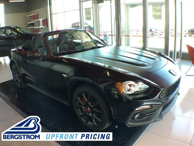 2018 FIAT 124 Spider ABARTH Convertible JC1NFAEK4J0137803