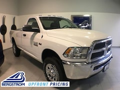 New 2018 Ram 2500 TRADESMAN REGULAR CAB 4X4 8' BOX Regular Cab 3C6MR5AJ1JG315132 near Appleton
