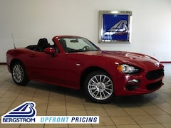 New 2018 FIAT 124 Spider CLASSICA Convertible JC1NFAEK9J0139207 near Appleton