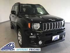 New 2019 Jeep Renegade LATITUDE 4X4 Sport Utility ZACNJBBBXKPK29180 near Appleton