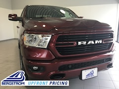 New 2019 Ram 1500 BIG HORN / LONE STAR CREW CAB 4X4 5'7 BOX Crew Cab 1C6SRFFT3KN883043 near Appleton