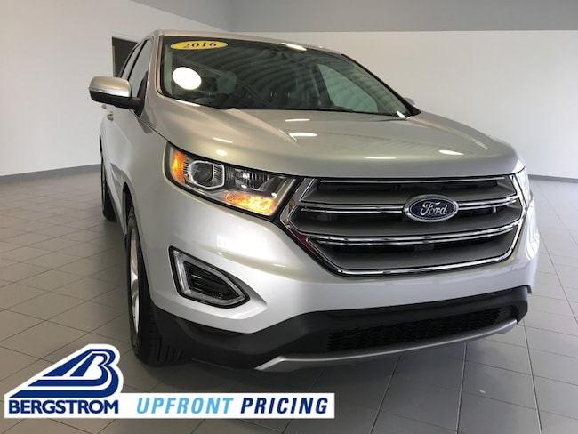 Pre-Owned 2016 Ford Edge 4dr SEL AWD SUV For Sale in Kaukauna, WI
