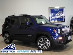 New 2018 Jeep Renegade LATITUDE 4X2 Sport Utility ZACCJABBXJPG96330 near Appleton