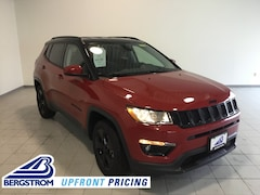 New 2018 Jeep Compass ALTITUDE 4X4 Sport Utility 3C4NJDBB0JT400234 near Appleton