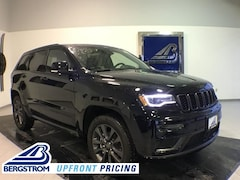 2019 Jeep Grand Cherokee HIGH ALTITUDE 4X4 Sport Utility 1C4RJFCG7KC619485