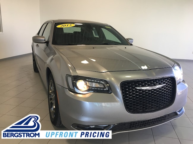 Pre-Owned 2015 Chrysler 300 4dr Sdn 300S AWD Sedan For Sale in Kaukauna, WI