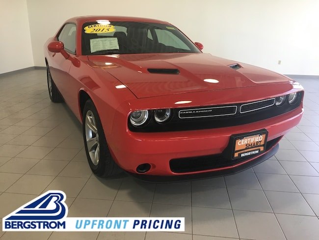 Pre-Owned 2015 Dodge Challenger 2dr Cpe SXT Coupe For Sale in Kaukauna, WI