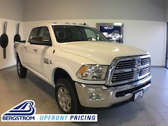New 2018 Ram 2500 BIG HORN CREW CAB 4X4 6'4 BOX Crew Cab 3C6UR5DL5JG358806 near Appleton
