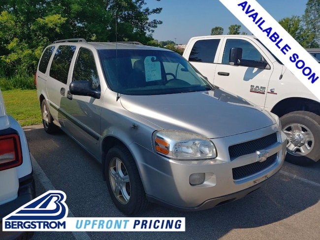 Pre-Owned 2007 Chevrolet Uplander 4dr Ext WB LS Van For Sale in Kaukauna, WI