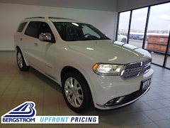 New 2019 Dodge Durango CITADEL AWD Sport Utility 1C4SDJET0KC647845 near Appleton