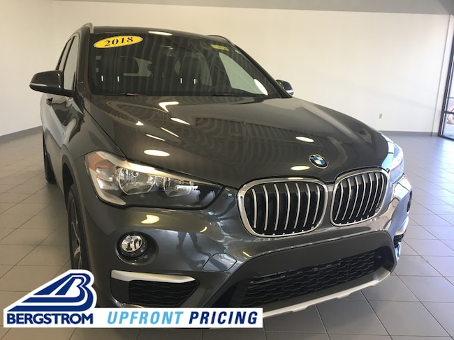 Pre-Owned 2018 BMW X1 xDrive28i Sports Activity Vehicle SAV For Sale in Kaukauna, WI
