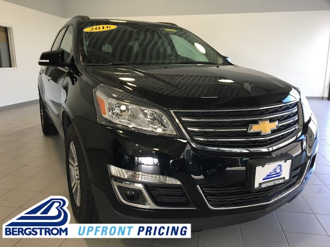 Pre-Owned 2016 Chevrolet Traverse AWD 4dr LT w/2LT SUV For Sale in Kaukauna, WI
