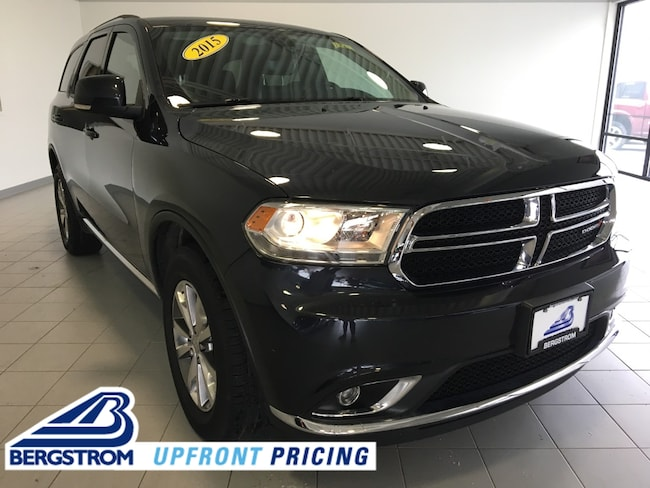 Pre-Owned 2015 Dodge Durango AWD 4dr Limited SUV For Sale in Kaukauna, WI