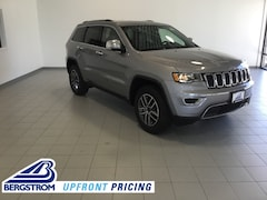 2019 Jeep Grand Cherokee LIMITED 4X4 Sport Utility 1C4RJFBGXKC809217