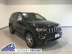 2019 Jeep Grand Cherokee LIMITED 4X4 Sport Utility 1C4RJFBT4KC608202