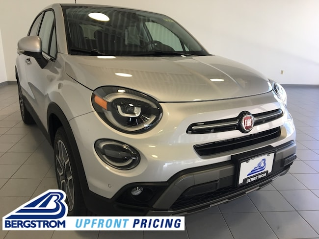 New 2019 FIAT 500X TREKKING PLUS AWD Sport Utility ZFBNFYD1XKP805961 For Sale in Kaukauna, WI