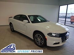 New 2018 Dodge Charger GT PLUS AWD Sedan 2C3CDXJGXJH249266 near Appleton