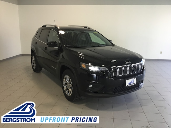 New 2019 Jeep Cherokee LATITUDE PLUS 4X4 Sport Utility 1C4PJMLX9KD417995 For Sale in Kaukauna, WI
