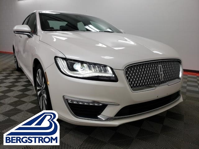 2018 Lincoln MKZ Reserve AWD sedan